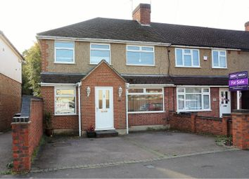 Thumbnail 4 bedroom end terrace house for sale in Fern Way, Watford