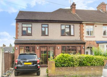 Thumbnail 4 bed end terrace house for sale in Pretoria Road, Chingford, London E47Ha