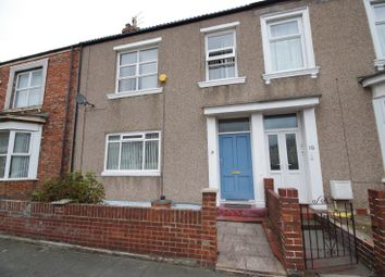 Thumbnail 1 bedroom terraced house to rent in Elwin Terrace, Sunderland