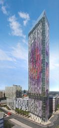 Thumbnail 1 bed flat for sale in Saffron Central Square, Croydon