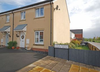 Thumbnail 3 bed terraced house for sale in Very Well Presented, Bainite Grove, Newport