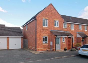 Thumbnail 3 bedroom semi-detached house to rent in Sherbourne Drive, Hilton, Derbyshire