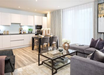 Thumbnail 3 bedroom flat for sale in The Ridgeway, Mill Hill, London