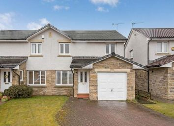 Thumbnail 3 bed semi-detached house for sale in Fernbank, Stirling, Stirlingshire