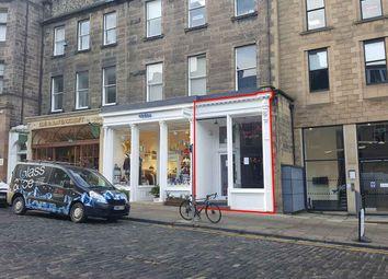 Thumbnail Retail premises to let in Frederick Street, New Town, Edinburgh