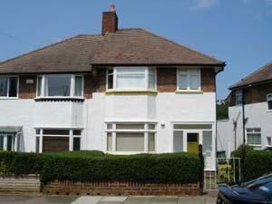 Thumbnail 3 bed semi-detached house to rent in Elibank Road, London