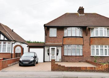 Thumbnail 3 bedroom semi-detached house for sale in Bedonwell Road, Bexleyheath, Kent
