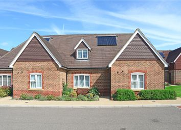 Thumbnail 3 bed semi-detached house for sale in Hooke Court, Bramshott Place, Liphook, Hampshire