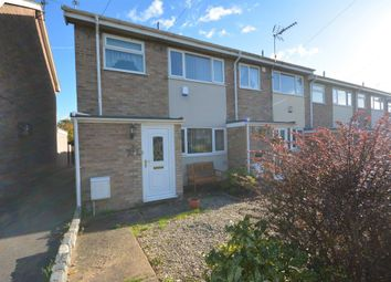 Thumbnail 3 bed semi-detached house for sale in Patricia Close, Oulton Broad, Lowestoft