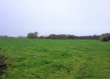 Thumbnail Land for sale in Trelogan, Flintshire