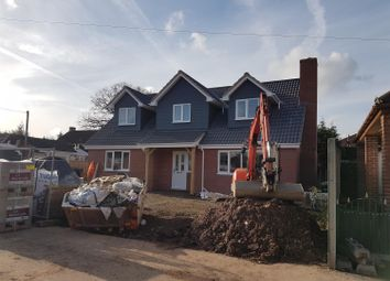 Thumbnail 3 bedroom detached house for sale in Kings Acre Road, Hereford
