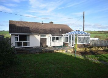 Thumbnail 3 bed bungalow for sale in Calvesford Road, Great Torrington, Devon