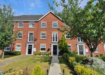 Thumbnail 5 bed town house for sale in Rockford Gardens, Great Sankey, Warrington, Cheshire