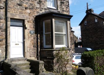 Thumbnail 1 bed flat to rent in Glebe Road, Harrogate