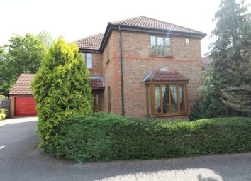 Holst Crescent, Browns Wood, Milton Keynes MK7. 4 bed detached house for sale
