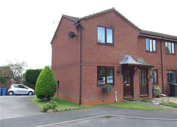 Thumbnail 2 bedroom end terrace house for sale in Samantha Court, Oakwood, Derby