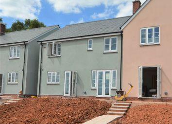 Thumbnail 4 bed semi-detached house for sale in High Street, Halberton, Devon