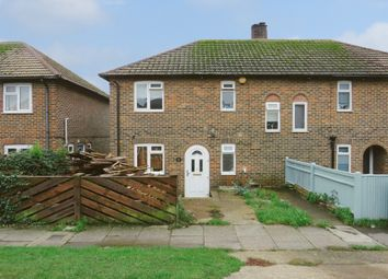 Thumbnail 3 bedroom semi-detached house for sale in Northdown Road, Newhaven