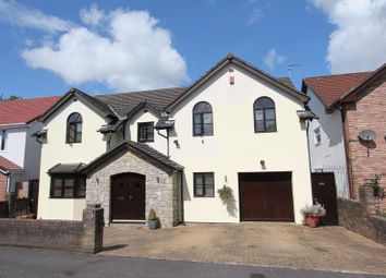 Thumbnail 5 bed detached house for sale in Lakin Drive, Barry