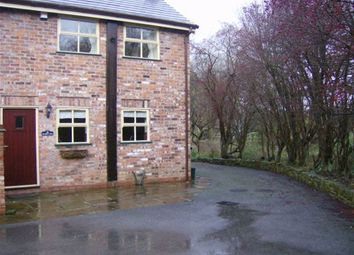 Thumbnail 4 bed barn conversion to rent in Anson Road, Poynton, Stockport