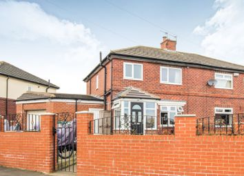 Thumbnail 3 bed semi-detached house for sale in Alston Gardens, Newcastle Upon Tyne
