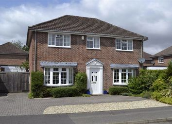 Thumbnail 4 bed detached house for sale in Speen Place, Speen, Newbury, Berkshire