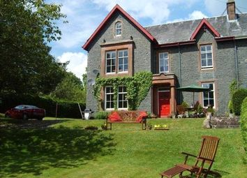 Thumbnail Maisonette for sale in Well Road, Moffat, Dumfries And Galloway.
