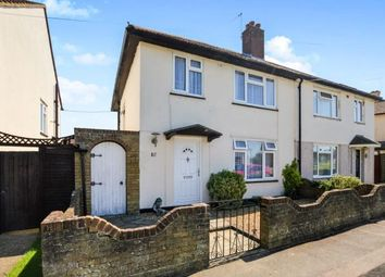 Thumbnail 3 bed semi-detached house for sale in Woolreeds Road, Ashford, Kent