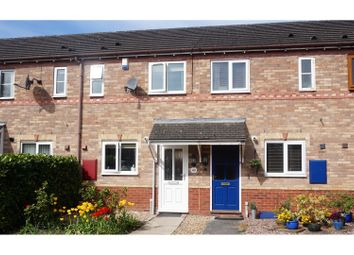 Thumbnail 2 bed terraced house for sale in Probert Close, Crewe
