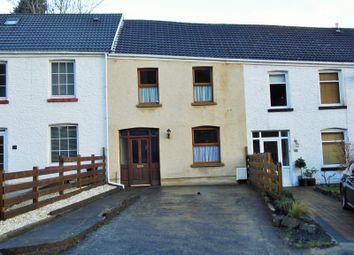 Thumbnail 2 bed terraced house for sale in Glen Road, West Cross, Swansea