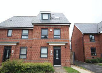 Thumbnail 4 bedroom semi-detached house for sale in Montrose Street, Castleton, Rochdale