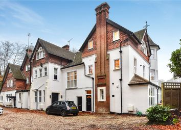 Thumbnail 3 bed flat for sale in London Road, Camberley, Surrey