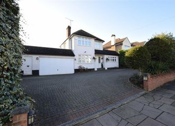 Thumbnail 4 bed detached house for sale in Courtlands Drive, Watford, Herts
