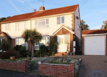 Thumbnail 4 bed semi-detached house for sale in Wilderness Road, Frimley, Camberley