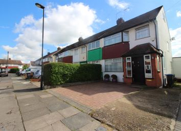 Thumbnail 3 bed end terrace house for sale in Lytton Avenue, Enfield