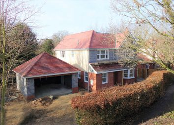 Thumbnail 4 bed detached house for sale in The Street, Stanton, Bury St. Edmunds