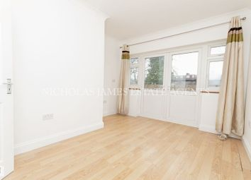 Thumbnail 1 bed flat to rent in Hazel Close, Palmers Green, London