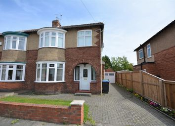 Thumbnail 3 bed semi-detached house for sale in Clifford Avenue, Bishop Auckland