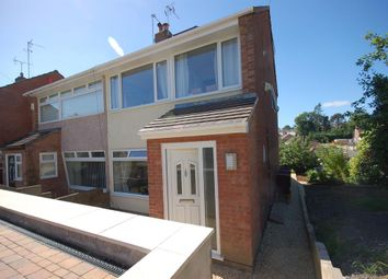 Thumbnail 4 bed semi-detached house for sale in Ashley, Kingswood, Bristol