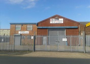 Thumbnail Light industrial for sale in 1A, Spencer Street, Grimsby