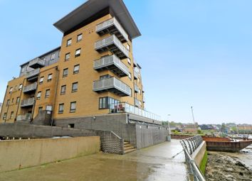 Thumbnail 2 bed flat for sale in High Street, Chatham