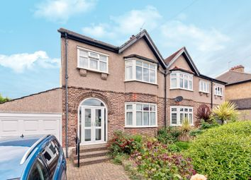 Thumbnail 3 bedroom semi-detached house for sale in Courtlands Road, Berrylands, Surbiton