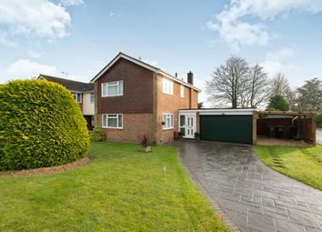Thumbnail 4 bed detached house for sale in South Wonston, Winchester, Hampshire