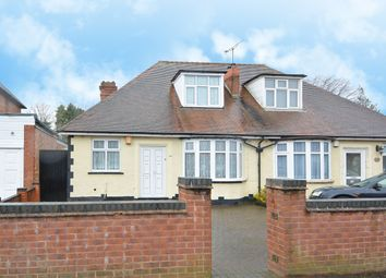 Thumbnail 2 bed semi-detached bungalow for sale in Portland Road, Edgbaston
