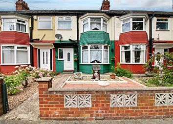 Thumbnail 3 bed terraced house for sale in Hessle Road, Hull, East Yorkshire
