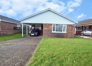 Thumbnail 3 bed detached bungalow for sale in Fleming Way, Neyland, Milford Haven