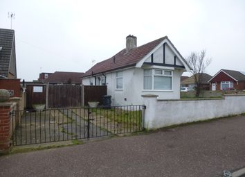 Thumbnail 4 bed detached bungalow for sale in Second Avenue, Caister-On-Sea, Great Yarmouth