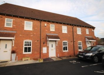 Thumbnail 3 bed mews house to rent in Greyfriars Close, Fearnhead, Warrington