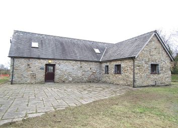 Thumbnail 4 bed detached house for sale in Old Barn House, Ponthenry, Llanelli, Carmarthenshire