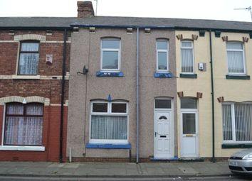 Thumbnail 3 bedroom terraced house to rent in Dorset Street, Hartlepool